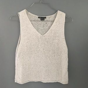Vince XS cropped tank top